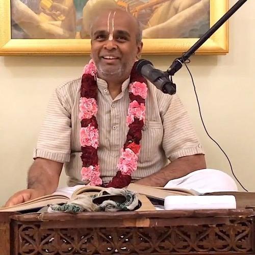 Śrīmad Bhāgavatam class on Sat 24th Nov 2018 by Karuṇānidhi Kṛṣṇa Dāsa 4.17.9