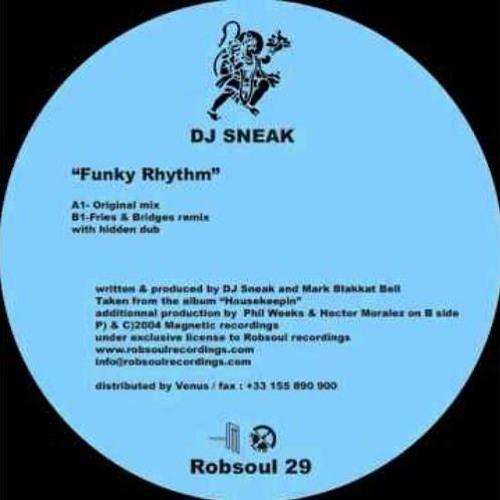 Dj Sneak - Funky Rhythm (Are:Age Remix) - Free Download