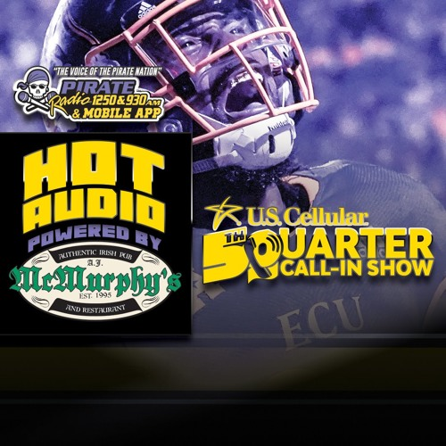 HOT AUDIO: The US Cellular 5th Quarter Call-in Show for ECU Football vs Cincinnati