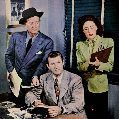 ABC's Mr. District Attorney 30-Second Promo Spot, 1951