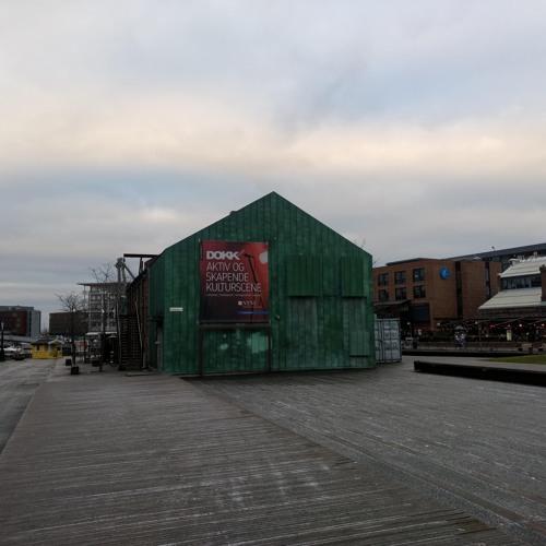 Live Coding / Dokkhuset - Trondheim, Norway (24.11.2018)