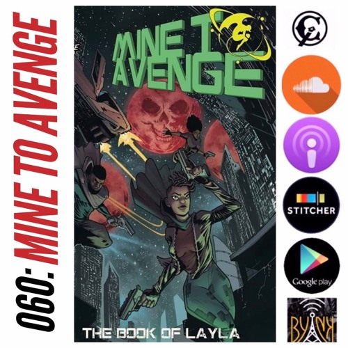 "CBN Season 5 | Issue 60 | ""Mine to Avenge"" with Robert K. Jeffrey"