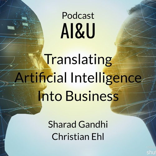 AI&U Episode 14 - The World's First Podcast With a Robot