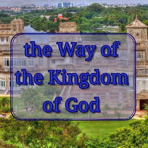 The way of the Kingdom of God (preacher: Graham Webb)