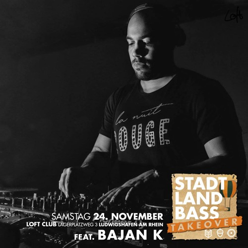 Bajan K @ Dominik Eulberg & Bebetta / Stadt Land Bass Take Over