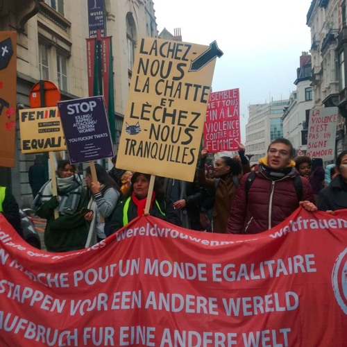 Mobilisation nationale contre les violences faites aux femmes | 25.11.18