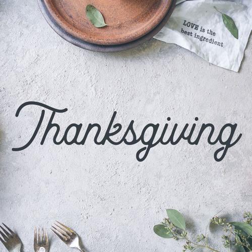 Thanksgiving Pt. 2