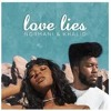 Khalid and Normani-- Love Lies remix XxX