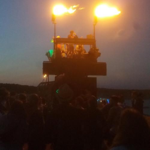 Oliver Olschgo @ Feel Festival 2018 [Ural Stage]