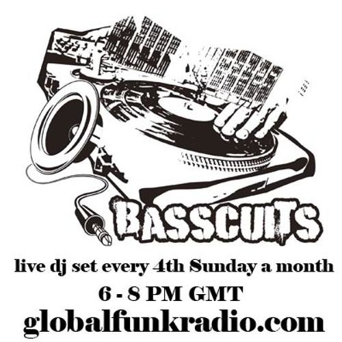 basscuits @ gfr november 2018 (vinyl only)