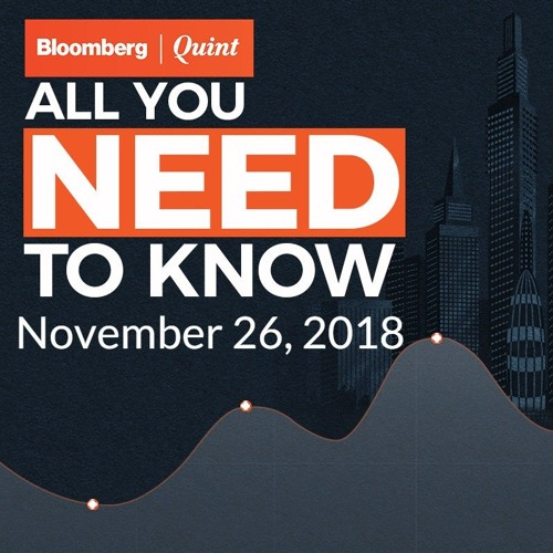 All You Need To Know On November 26, 2018