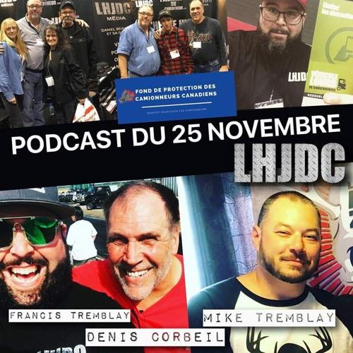 LHJDC - Tout ça pour vous (25 novembre 2018)