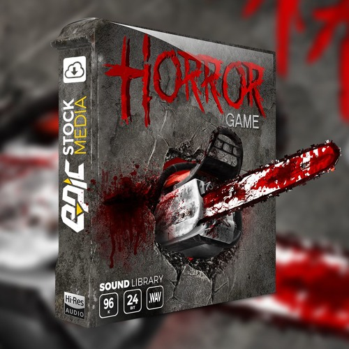 Horror Game - Sound Effects Library