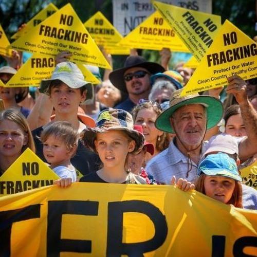 Martin Pritchard: Fracking in WA