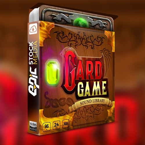 Card Game - Online Fantasy Card Game Sound Effects Library