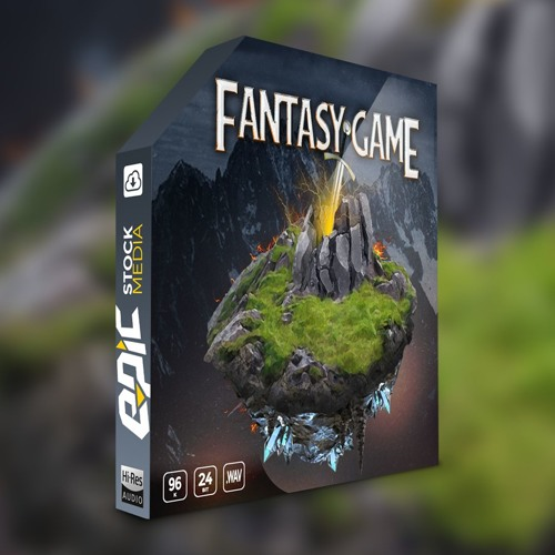 Fantasy Game - Adventure Game Sound Library
