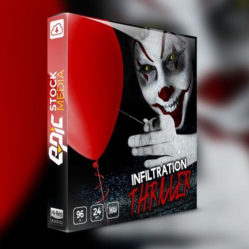Infiltration Thriller - Movie Sound Effects Library
