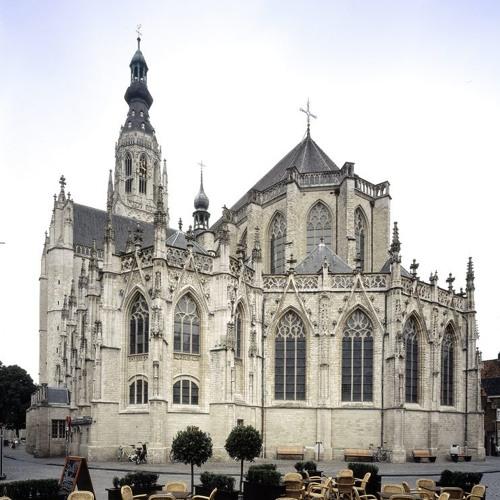 WinterGrensGeluiden 25 november; Willem van der Vis, directeur Grote Kerk Breda