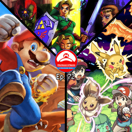 Gotta Smash 'em All, Zelda! (Special Guest) - The House of Mario Ep. 72