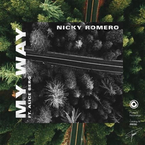 Nicky Romero - My Way (ft. Alice Berg)