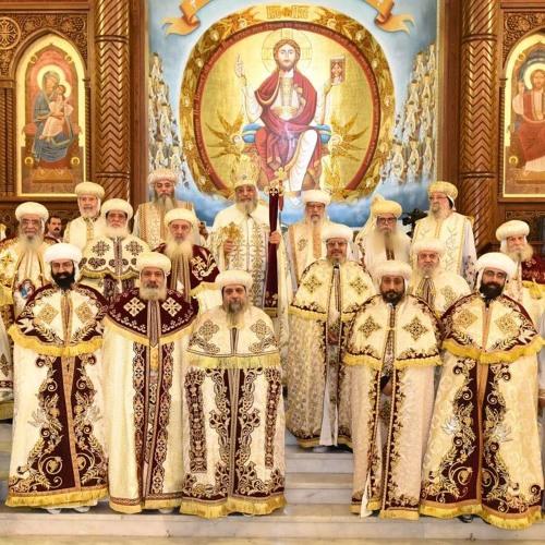 كلمة قداسة البابا في قداس سيامة الأساقفة الجدد