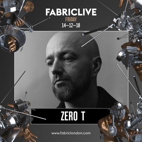 Zero T FABRICLIVE x Metalheadz Promo Mix