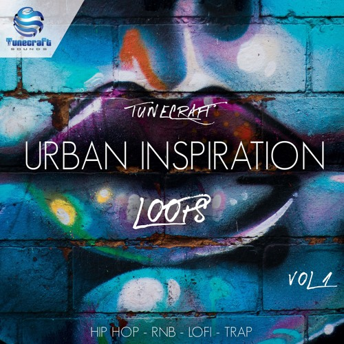 Tunecraft Urban Inspiration Loops Vol.1 // audio loops