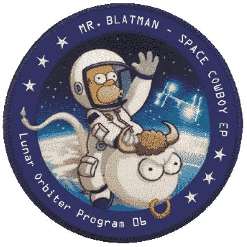 LOP06 - MR. BLATMAN - SPACE COWBOY EP