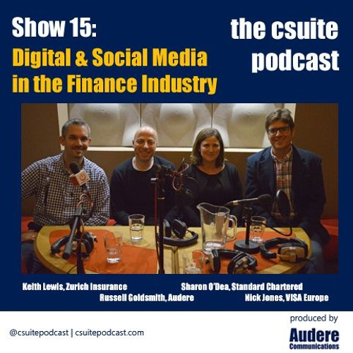 Show 15 - Digital & Social Media in the Finance Industry