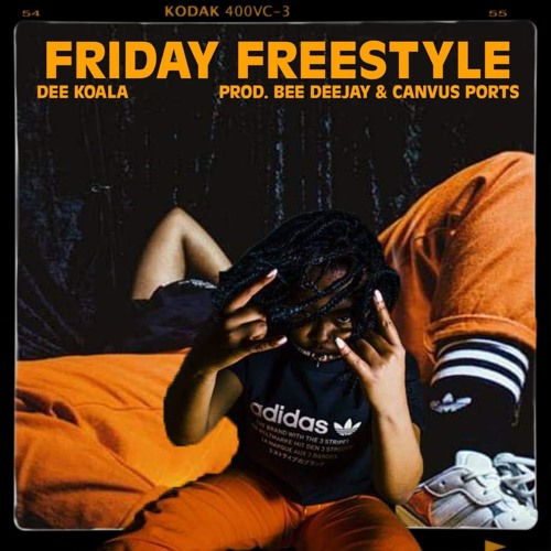 Dee Koala - Friday Freestyle [Prod. Bee Deejay & Canvus Ports]