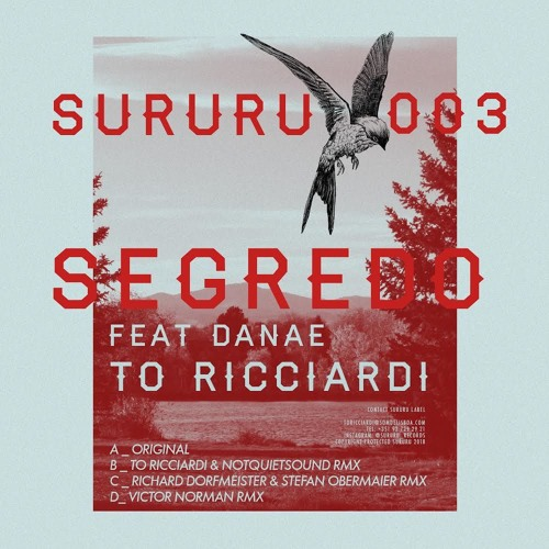 To Ricciardi - SEGREDO - Victor Normans Remix