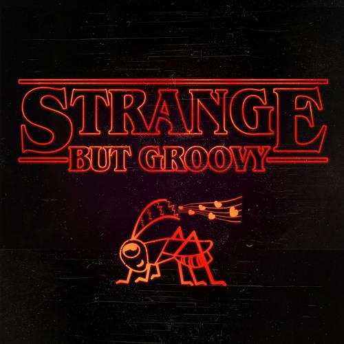 Grille  - Strange but groovy (DJ-Set)