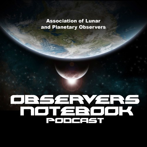 The Observers Notebook- Comet 2018 V1 with Don Machholz