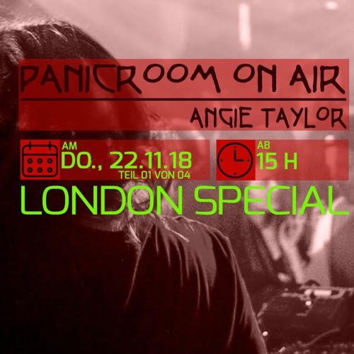 Panicroom ON AIR meets Mr C - London Special (Part 01)Evosonic Radio