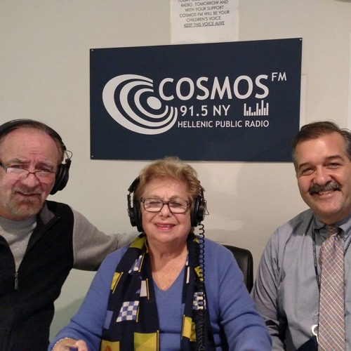 Grigoris Maninakis LIVE Monday 11 - 26 - 18 - With Margo Pangalos And Mike Papagianopoulos
