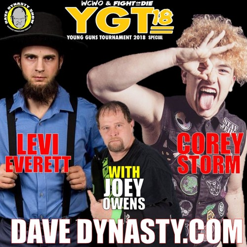 EP112 YOUNG GUNS SPECIAL (w/h Joey Owens, Levi Everett, & Corey Storm)