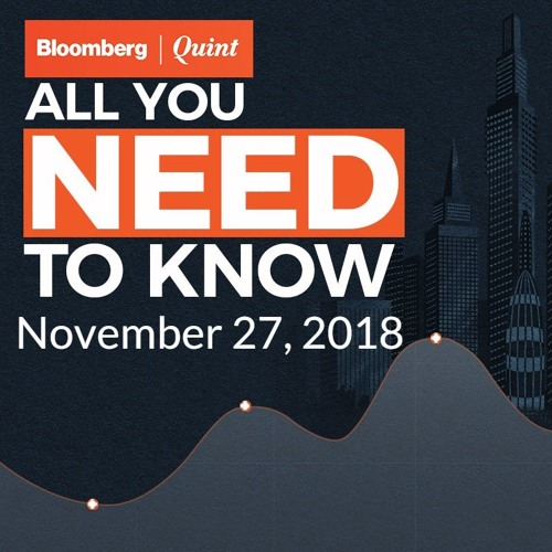 All You Need To Know On November 27, 2018