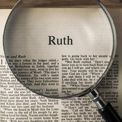Ruth Part 1: Journey to Bethlehem