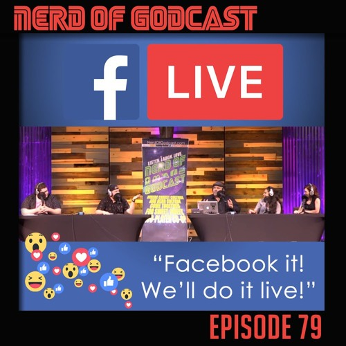 Episode 79 // We'll Do It Live