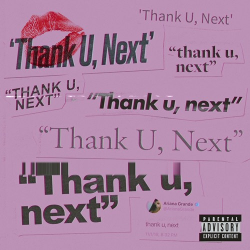 Ariana grande - Thank you Next Acapella Industry