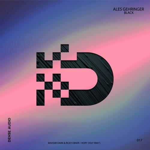 DA017_Ales Gehringer - Black EP