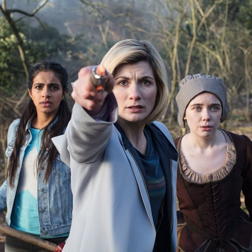 Episode 142: The Witchfinders OR Could it be...SATAN?!