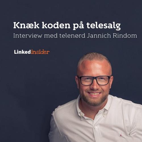 Knæk koden på telesalg: Interview med telenørd Jannich Rindom