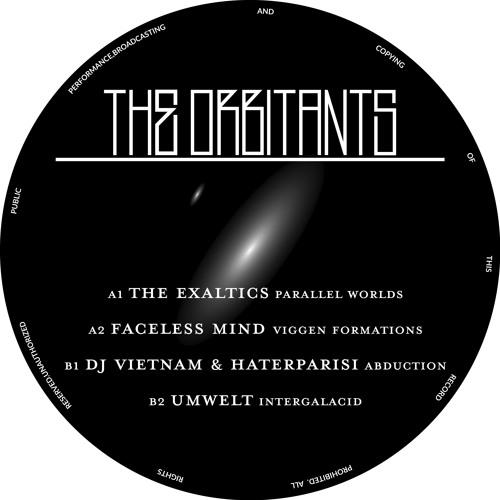 V/A The Orbitants [FU.ME008]
