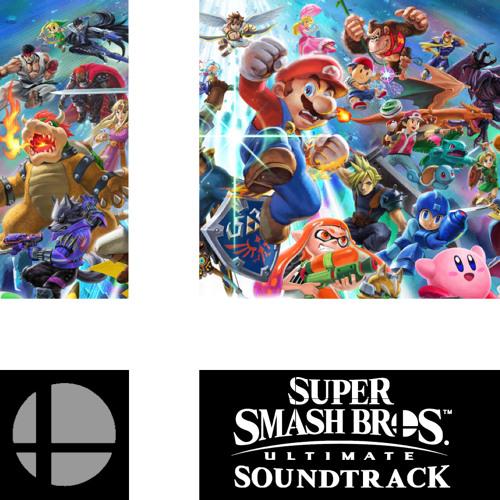 TLOZ: BOTW Trailer Theme Extended   Super Smash Bros