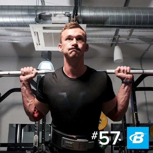 Episode 57: Fergus Crawley on Squatting 132 pounds, 7,600 times, in 24 Hours