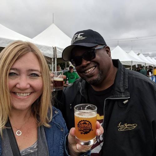 Roker Radio Woodstock Ale Fest 2018