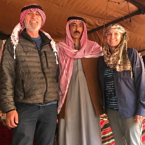 Ep #100—(Wadi Rum, Jordan)--The Lawrence of Arabia Bedouins