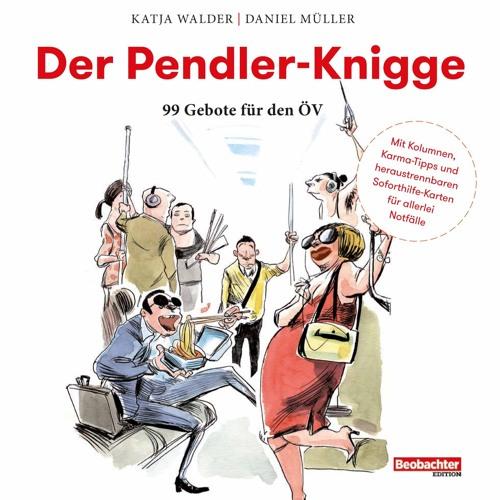 10 Minuten Zugfahrt mit Katja Walder... und dem Pendler-Gott!