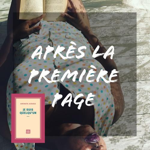 """""""Je Suis Quelqu'un"""" De Et Avec Aminata Aïdara (Page 9)"""